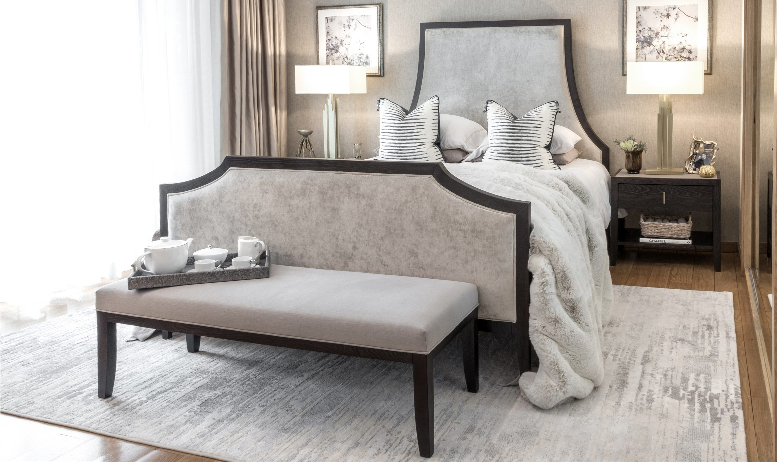 Linfield bed