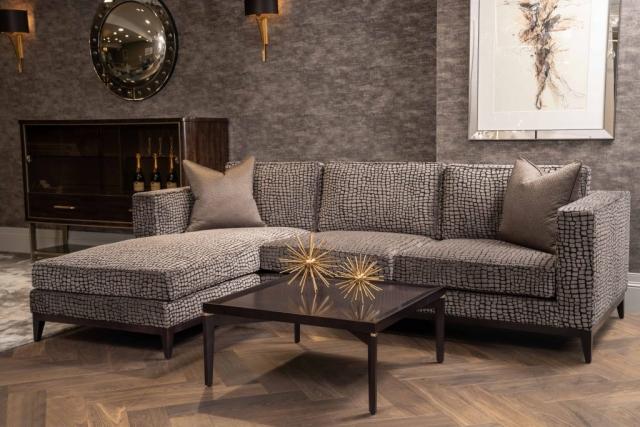 Aston chaise sofa